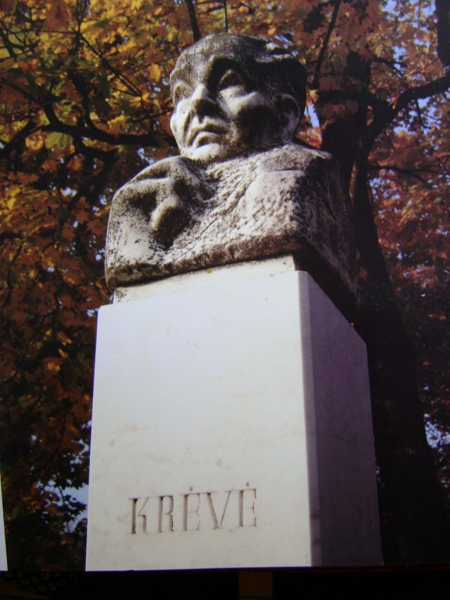 V.Mickevičiui Krėvei Druskininkuose