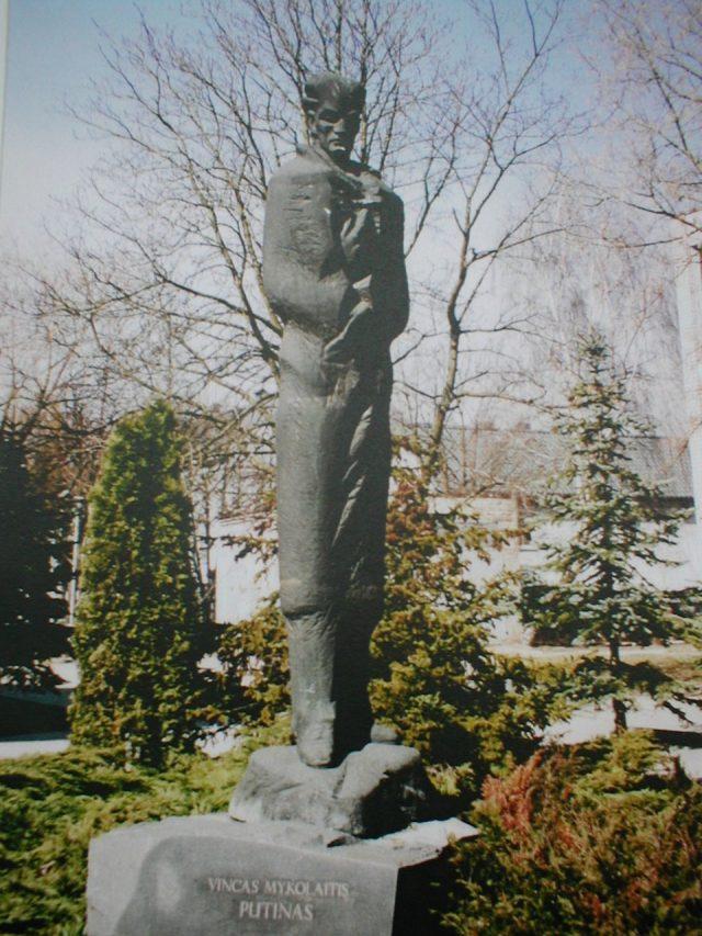 V. Mykolaičiui Putinui Marijampolėje